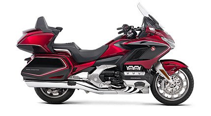 2018 Honda Gold Wing for sale 200541585