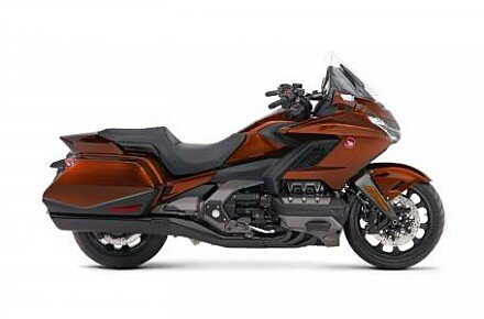 2018 Honda Gold Wing for sale 200550417