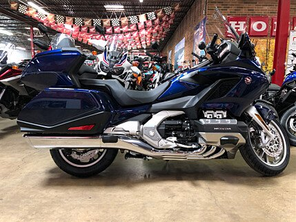 2018 Honda Gold Wing for sale 200551788