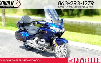 2018 Honda Gold Wing for sale 200615120