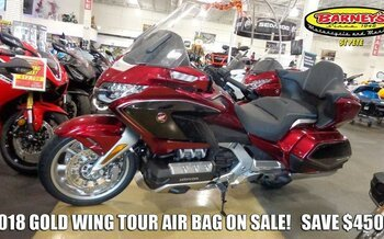 2018 Honda Gold Wing for sale 200631951
