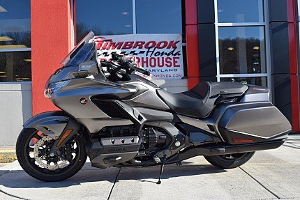 2018 Honda Gold Wing for sale 200643684