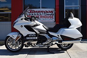2018 Honda Gold Wing Tour for sale 200643816
