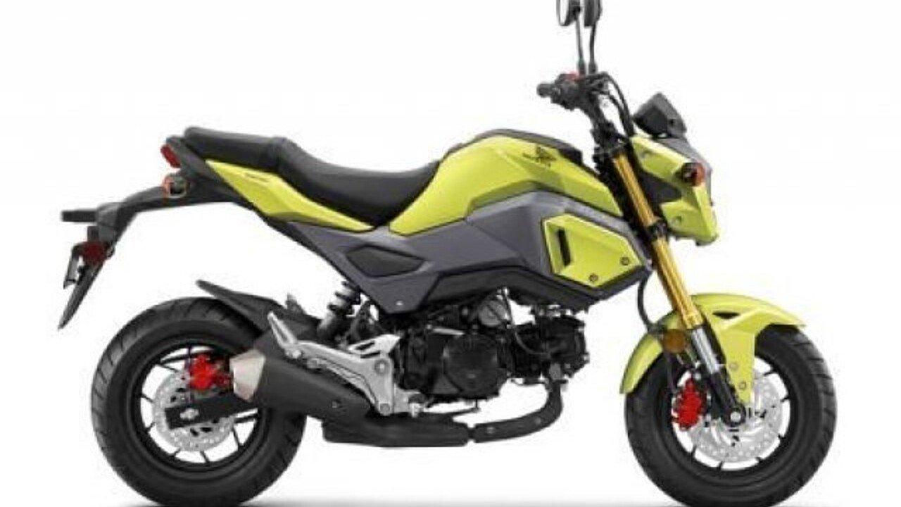 2018 Honda Grom for sale 200486445
