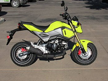 2018 Honda Grom for sale 200495753