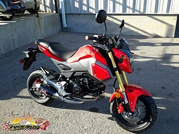 2018 Honda Grom for sale 200495870