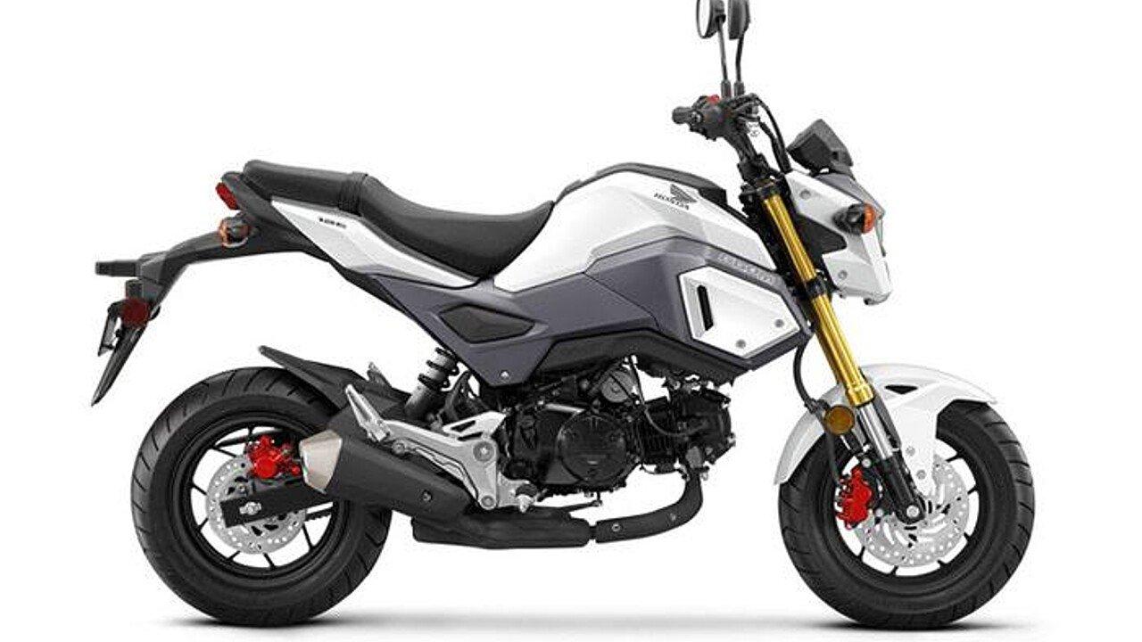 2018 Honda Grom for sale 200496664