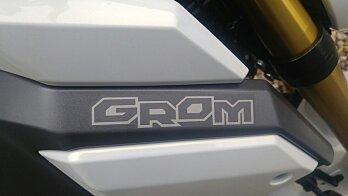 2018 Honda Grom for sale 200497033