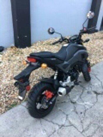 2018 Honda Grom for sale 200497036