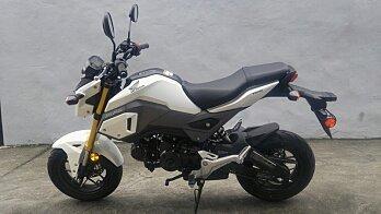 2018 Honda Grom for sale 200497050