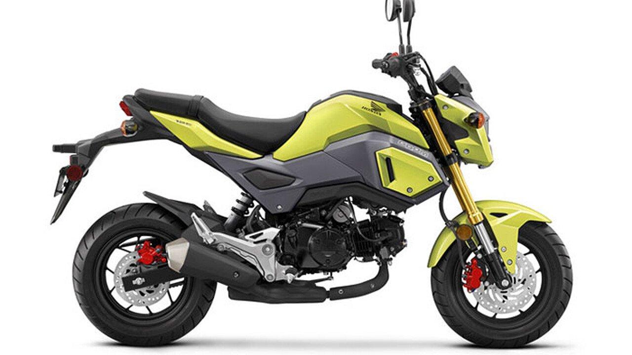 2018 Honda Grom for sale 200497487
