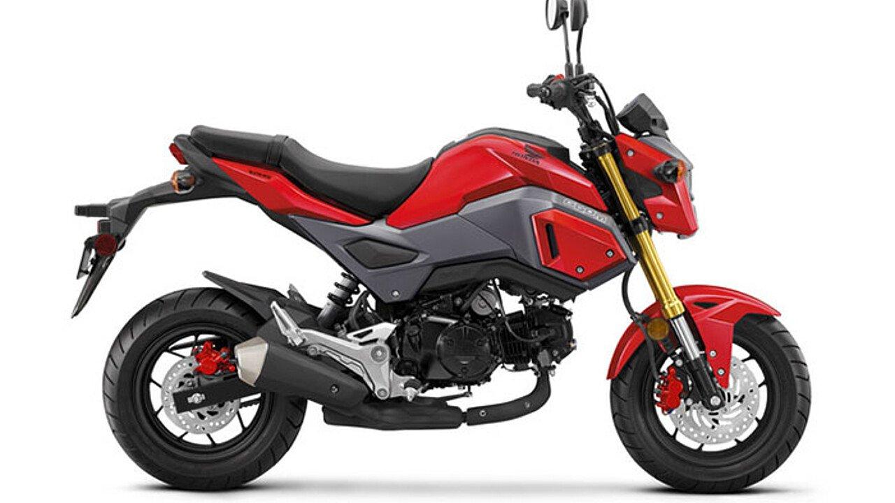 2018 Honda Grom for sale 200497494