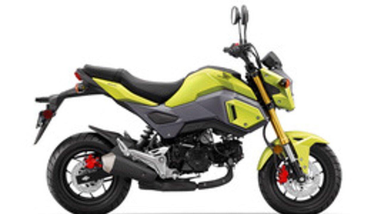2018 Honda Grom for sale 200500060