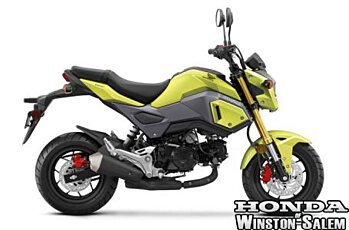2018 Honda Grom for sale 200501823