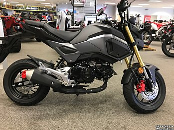 2018 Honda Grom for sale 200501825
