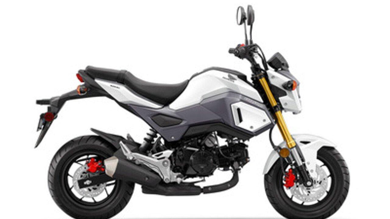 2018 Honda Grom for sale 200502695