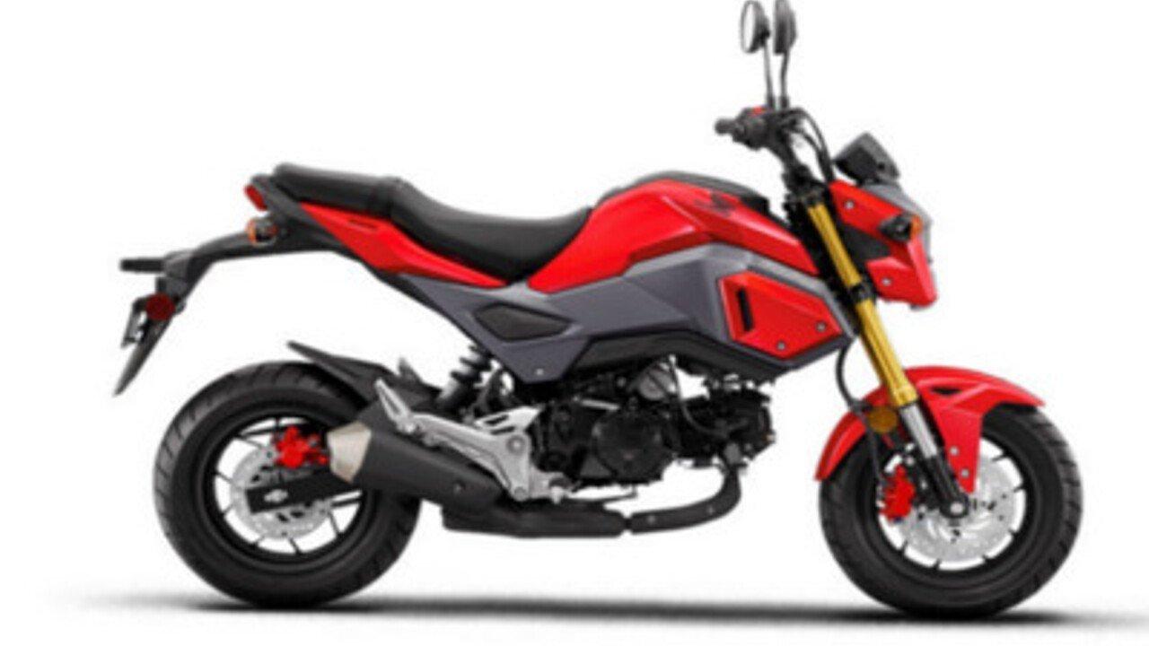 2018 Honda Grom for sale 200504235