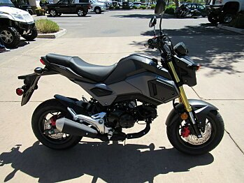 2018 Honda Grom ABS for sale 200508449