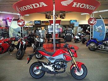 2018 Honda Grom for sale 200508457