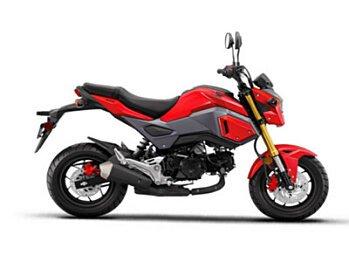 2018 Honda Grom for sale 200514295