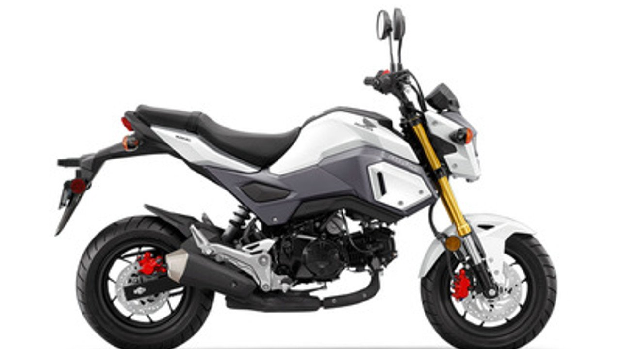 2018 Honda Grom for sale 200516742