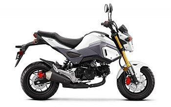 2018 Honda Grom for sale 200516816