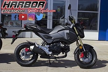 2018 Honda Grom for sale 200522270