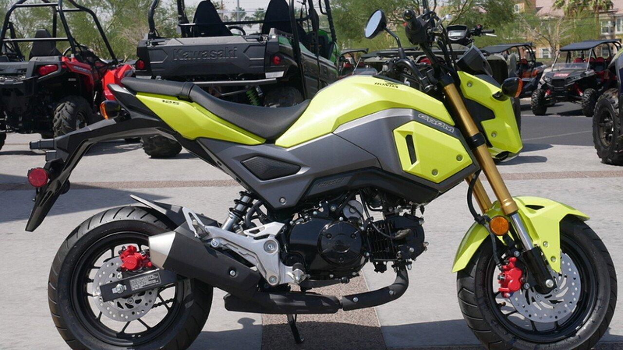 2018 Honda Grom for sale 200522453