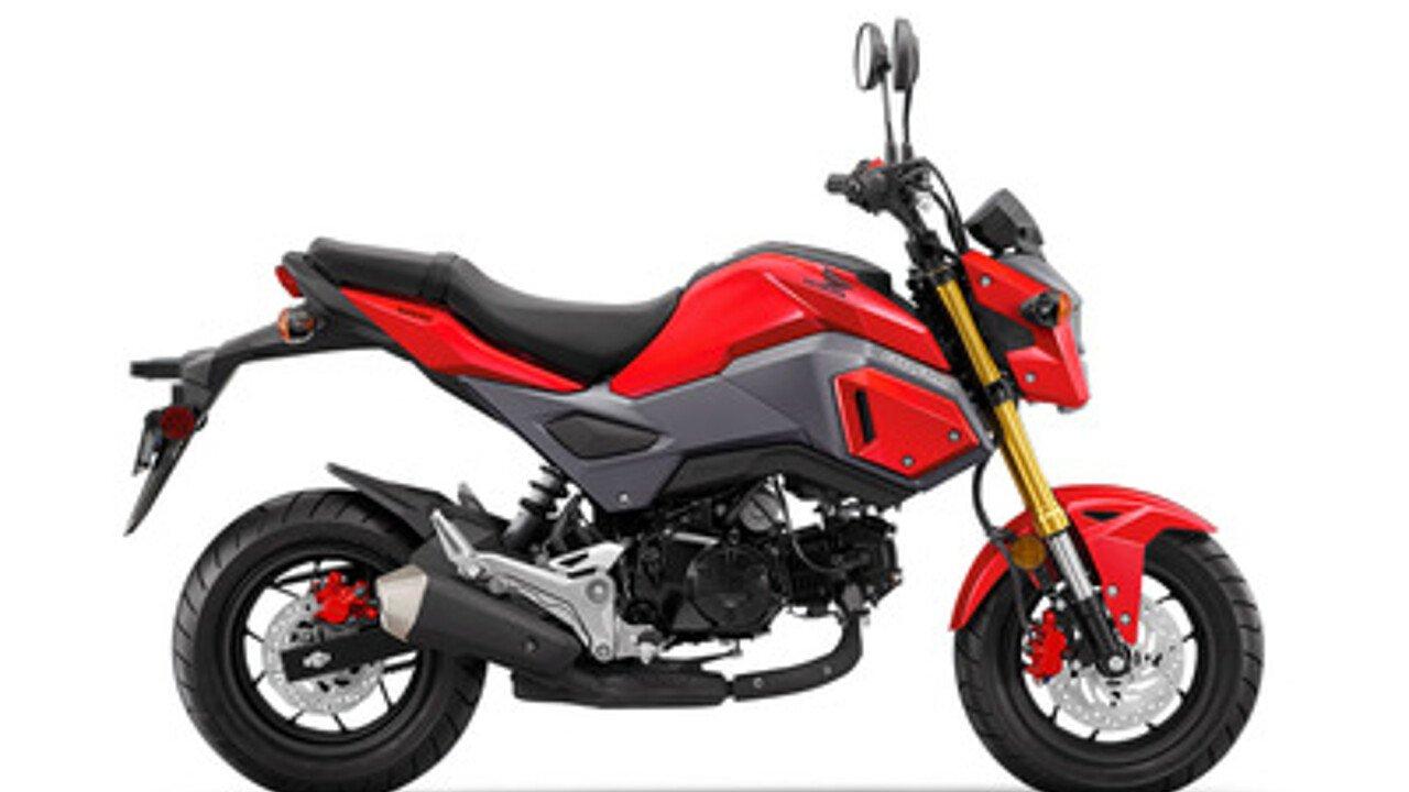 2018 Honda Grom for sale 200522454