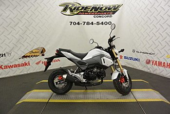2018 Honda Grom for sale 200523894