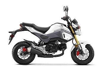 2018 Honda Grom for sale 200528703