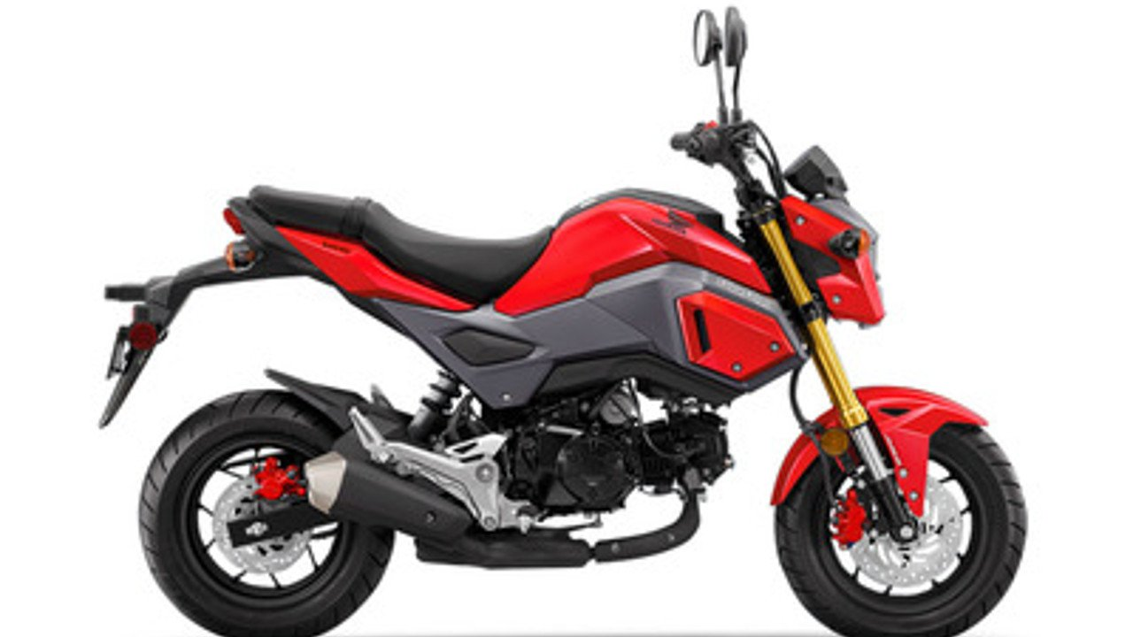 2018 Honda Grom ABS for sale 200545263