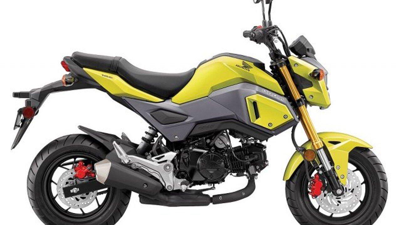 2018 Honda Grom for sale 200546853