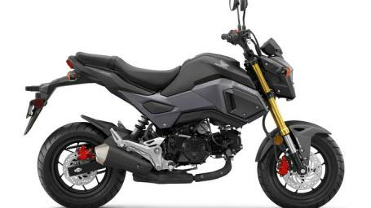 2018 Honda Grom ABS for sale 200547543