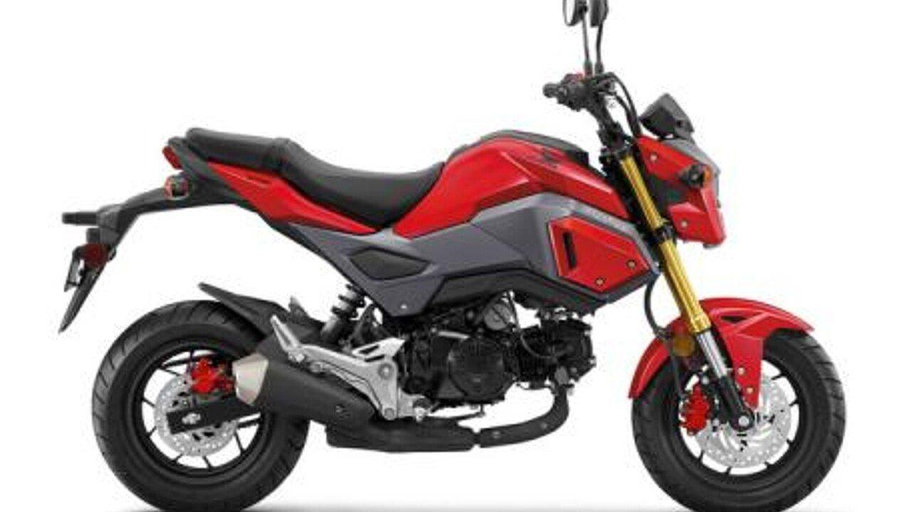 2018 Honda Grom for sale 200547561