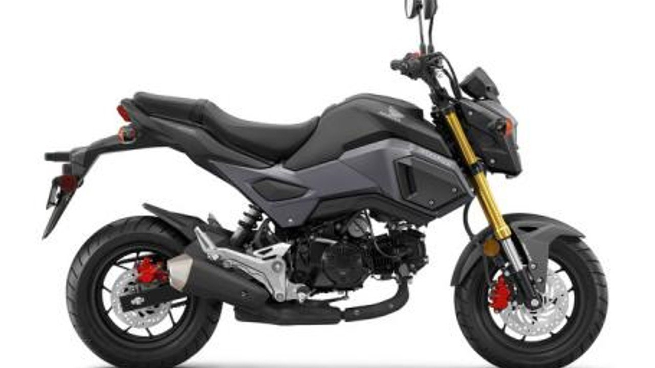 2018 Honda Grom ABS for sale 200550327