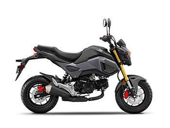 2018 Honda Grom for sale 200552906