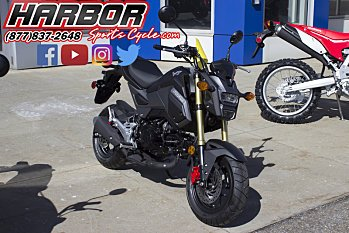 2018 Honda Grom for sale 200558731