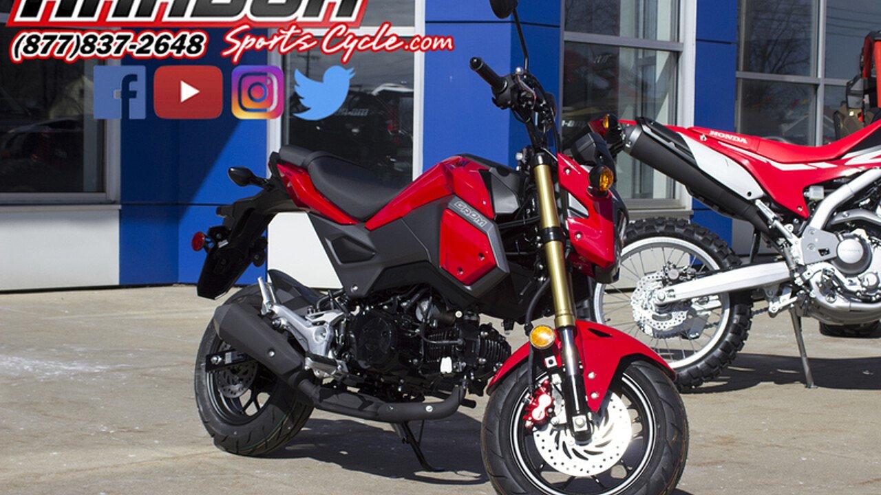 2018 Honda Grom for sale 200558745