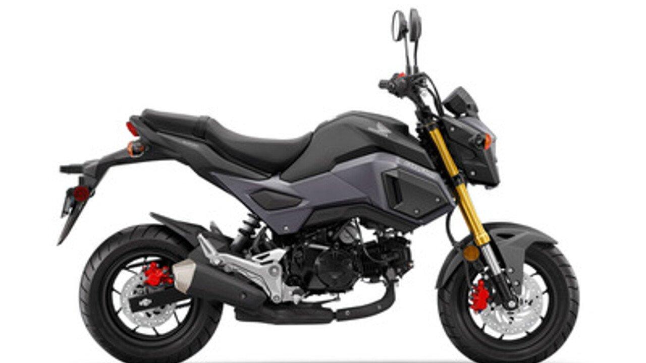 2018 Honda Grom for sale 200560290