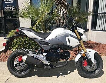 2018 Honda Grom for sale 200571114