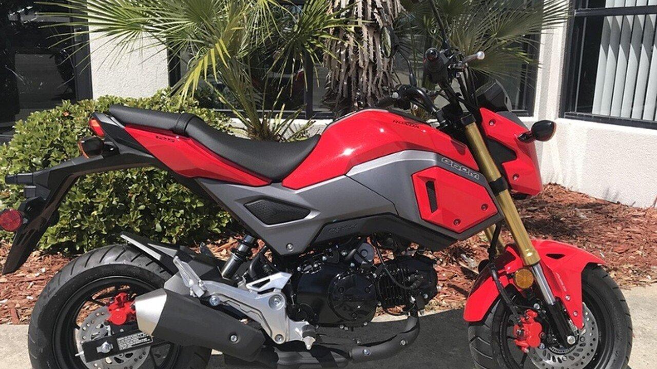 2018 Honda Grom for sale 200571119