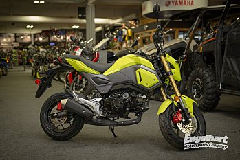 2018 Honda Grom for sale 200582097