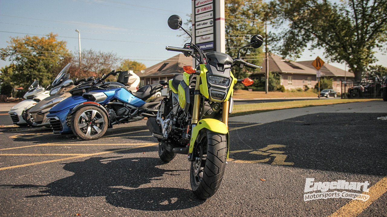 2018 Honda Grom for sale 200582274