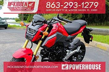 2018 Honda Grom for sale 200588662