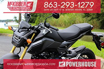 2018 Honda Grom for sale 200588663