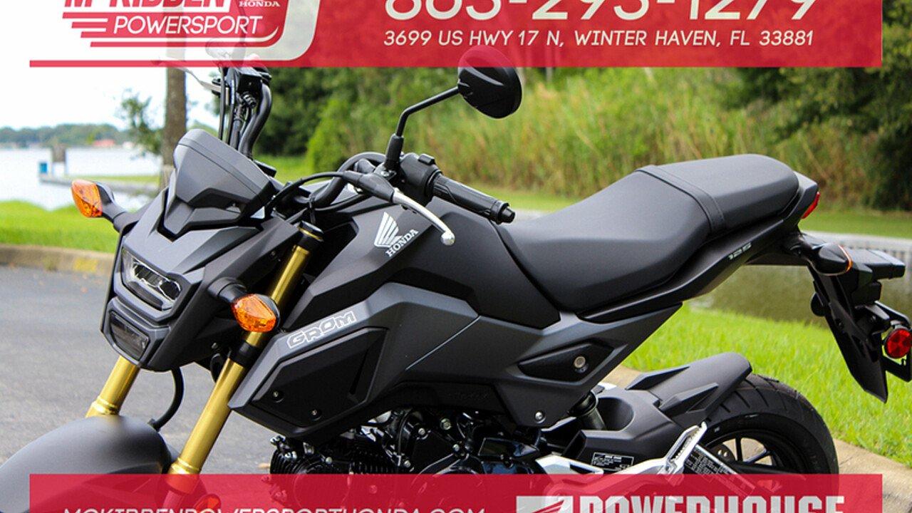 2018 Honda Grom for sale 200588663