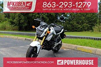 2018 Honda Grom for sale 200588665