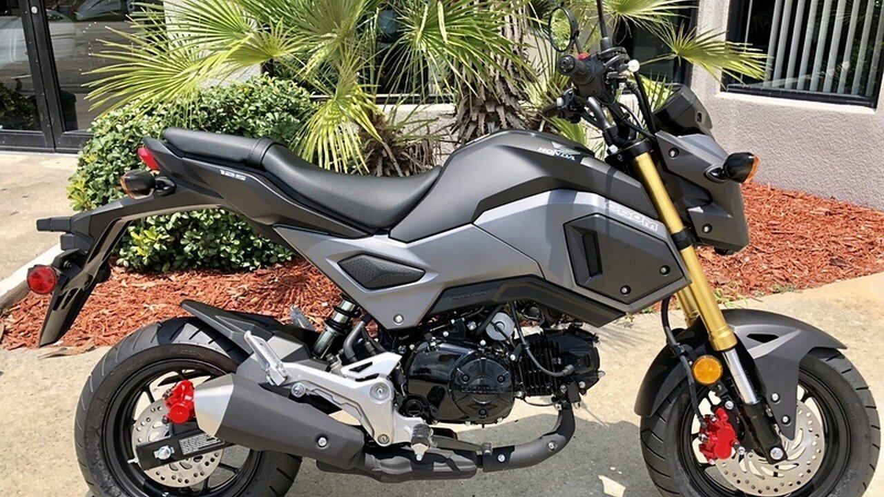 2018 Honda Grom for sale 200593226