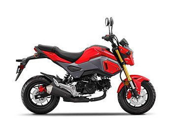 2018 Honda Grom ABS for sale 200613093